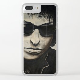 Dylan Clear iPhone Case
