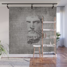 ANCIENT / Head of Lucius Verus Wall Mural
