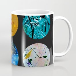 Pattern Circles #2A Coffee Mug