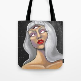 Third Eye Sally Tote Bag