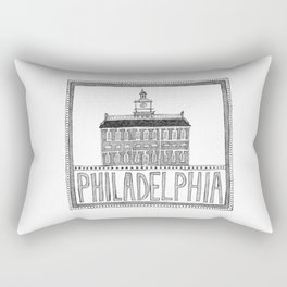 Philadephia Rectangular Pillow