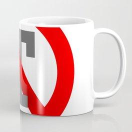 No T Coffee Mug