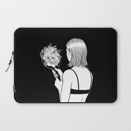 Fall in love with myself first Laptop Sleeve