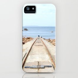 The stranger away iPhone Case