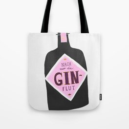 Gin Tote Bag