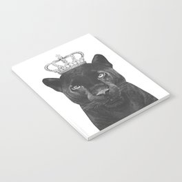 The King Panther Notebook