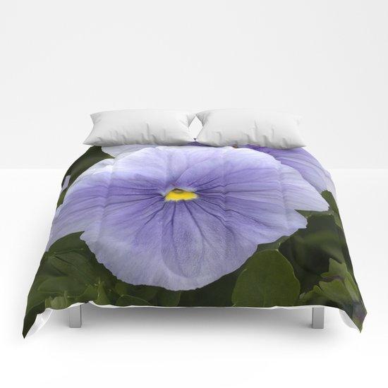 Pansy Mauve Comforters