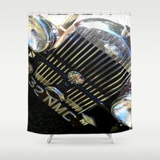 Classic Morgan Shower Curtain