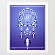 Dreamcatcher 1 Art Print