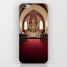If I Fell On My Knees iPhone & iPod Skin