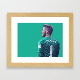 David De Gea - Manchester United Framed Art Print