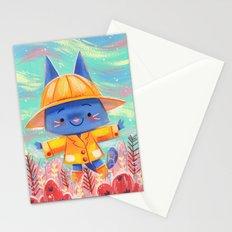Raincoat 2 Stationery Cards