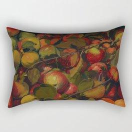 Apple Harvest Rectangular Pillow