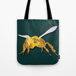 Bee - 'A Fantastic Journey' Tote Bag