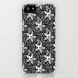pattern 85 iPhone Case