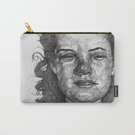 Roxy Renegade Queen of the Roller Derby Carry-All Pouch
