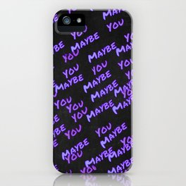 Maybe you are the next iPhone Case
