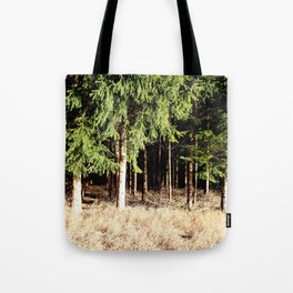 Germany Forest 1 Tote Bag