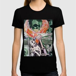 Humming Bird Trailer Hitch T-shirt