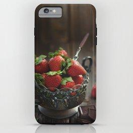 Rustic Food. iPhone Case