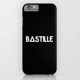 Bastille - BΔSTILLE iPhone Case