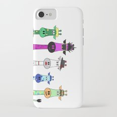 Giraffes iPhone 7 Slim Case