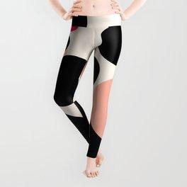 Dots & Blush Leggings