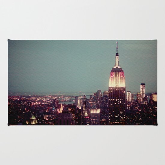 Empire State Rug