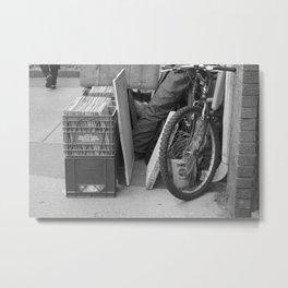 Storefront Toronto Metal Print