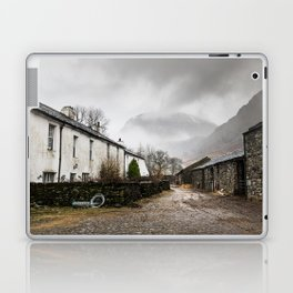 Still Raining in Seathwaite Laptop & iPad Skin