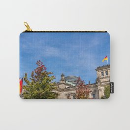Reichstag building Berlin Carry-All Pouch