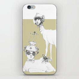 Weird & Wonderful: Space Deer iPhone Skin
