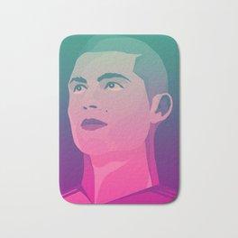 Cristiano Ronaldo CR7 Bath Mat