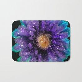 Crystalized Flowers Bath Mat