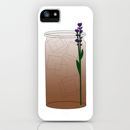 London Fog Tea Latte iPhone Case