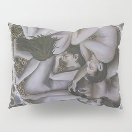 The Rebirth of Humanity Pillow Sham