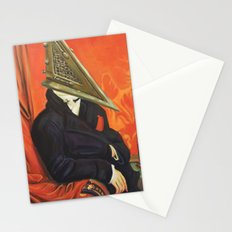 Baron Pyramid Head Stationery Cards