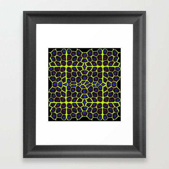Animal Cells Framed Art Print