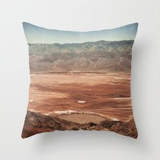 Dante's view Throw Pillow
