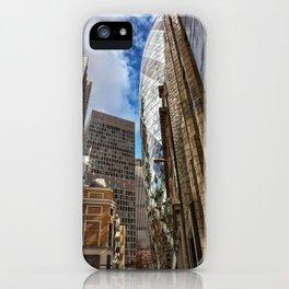 London street iPhone Case