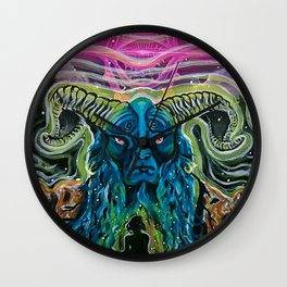 Pans Labrynth Wall Clock