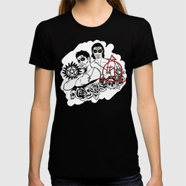 Day of the Supernatural Dead  T-shirt