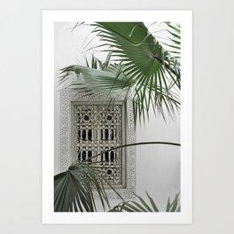 ORIENT garden dreams Art Print
