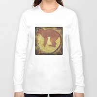 journey Long Sleeve T-shirts featuring Journey by SpaceFrogDesigns