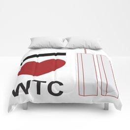 I love WTC Comforters