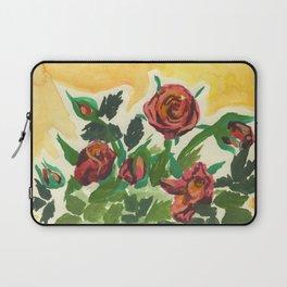 Sweet Red Roses Laptop Sleeve