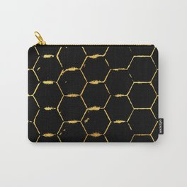 golden beehive Carry-All Pouch