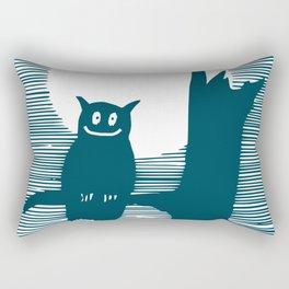 Am I what I seem? Rectangular Pillow