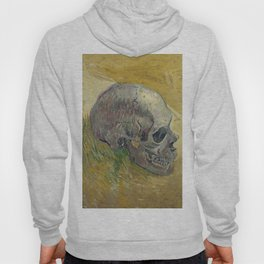 Vincent Van Gogh - Skull 1888 Hoody