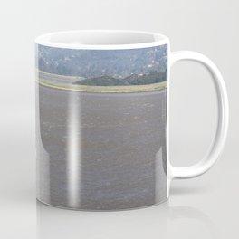 *Sailing into Launceston Tasmania* Coffee Mug